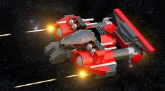 Space Marines Strike Fighter