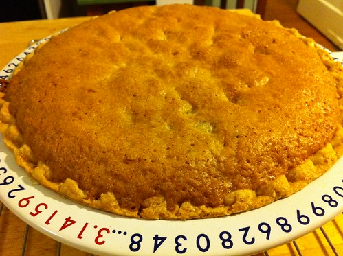 Life: Tollhouse Cookie Pi Pie! by Sanctuary-Studio