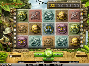 Gonzo's Quest slot game online review