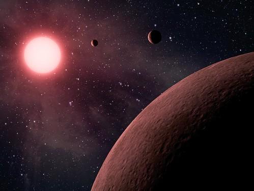 Mini Planetary System