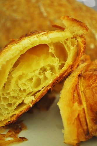 croissant inside