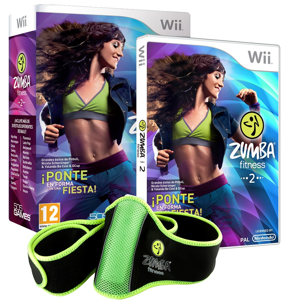 Zumba Fitness Llega A Wii Y Xbox 360 Muycomputer