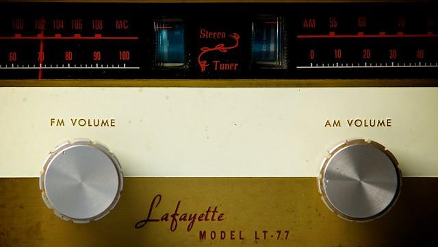 Lafayette Model LT-77