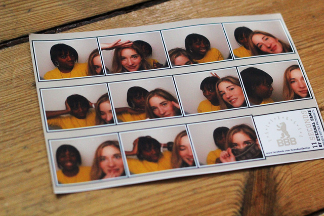 bread and butter berlin photobooth