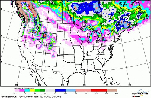 Graphic 5day Snow Forecast