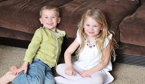 Bennett and Bianca Jan 2012