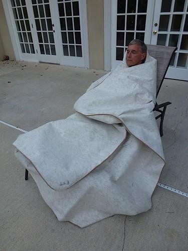 quantum blanket