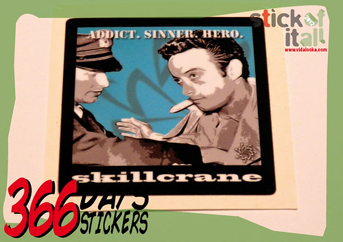 366 Days - 366 Stickers by Vidalooka - STICK OF IT ALL VOL.3 -