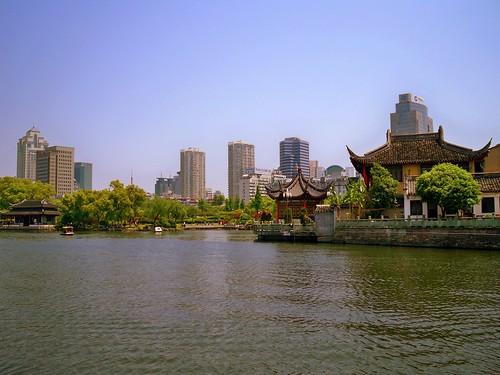 Dongqian Lake, Ningbo