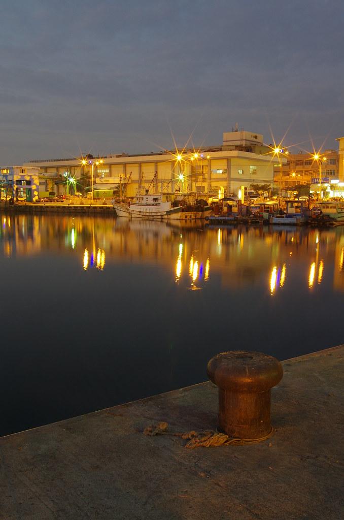 高雄蚵仔寮漁港