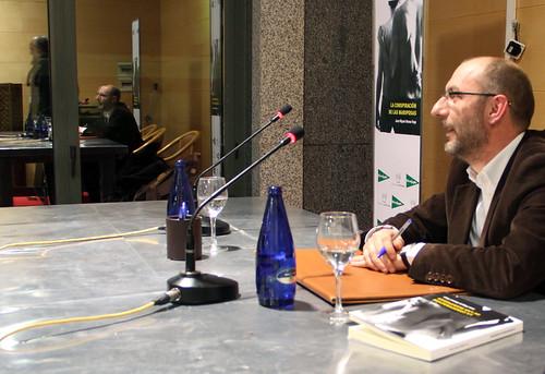 PRESENTACIÓN EN LEÓN DE LA CONSPIRACIÓN DE LAS MARIPOSAS EN LEÓN - 27.01.12 - LA CARTA DE LORENZO