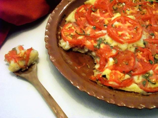 Tomato Cobbler 2