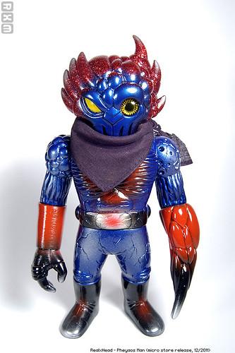 RealxHead - Pheyaos Man (micro store release 12-11)