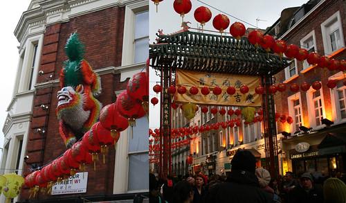 London - Capodanno Cinese