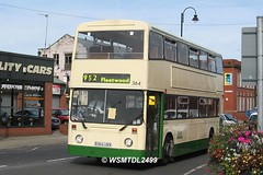 364 B364 UBV Leyland Atlantean East Lancs. Station Road FLEETWOOD