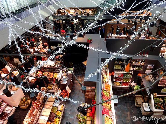 Mercado de San Antón - Madri