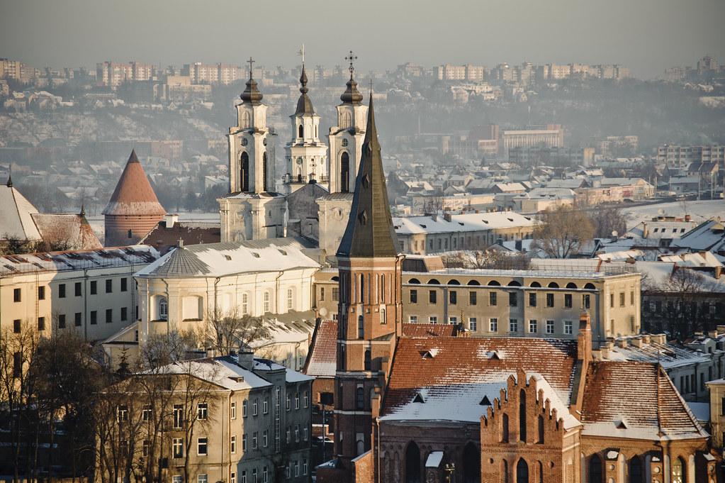 Kaunas Lithuania  city images : Kaunas, Lithuania Page 6 SkyscraperCity