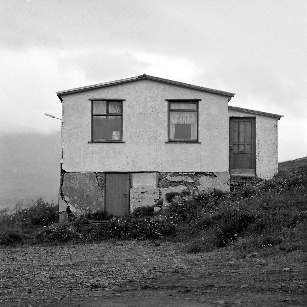"""Image titled """"House #1, Djúpivogur, Iceland."""""""