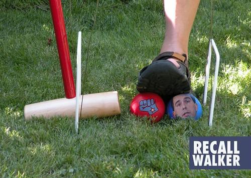 Croquet Walker