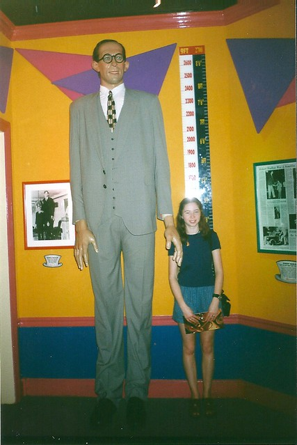 Tallest Man - Ripley's Believe it or Not