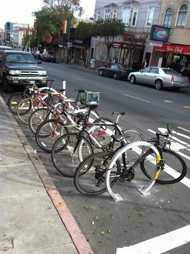 18th St. Bike Corral