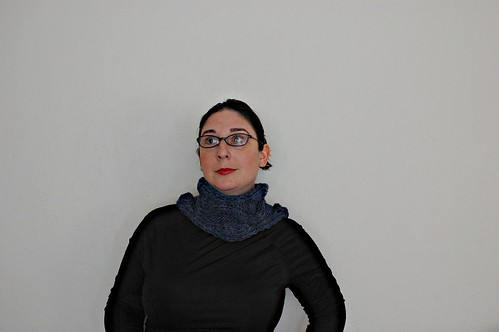 One + One Cowl by Michelle Miller