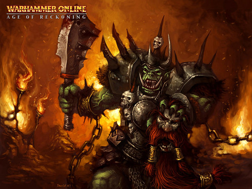 THQ Can't Bring Warhammer MMO to Market by Itself