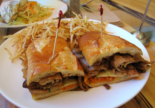 pork belly sandwich