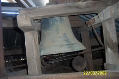 Clock Tower Bell 2002