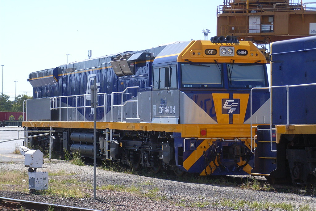 CF4404 shutdown in South Dynon after comming down from Newcastle by bukk05