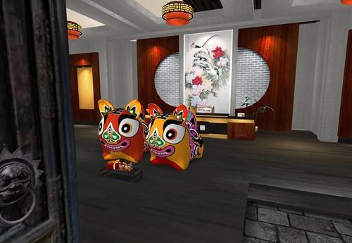 Año nuevo chino en Adrian by Cherokeeh Asteria