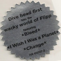Flipp Album Sticker