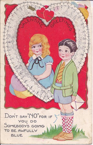Vintage Valentine Greetings