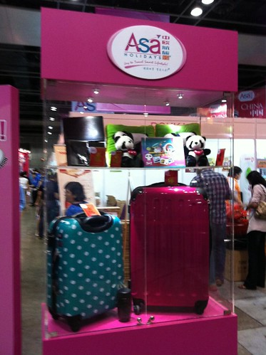 ASA Travel Fair - 2012