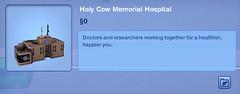 Holy Cow Memorial Hospital