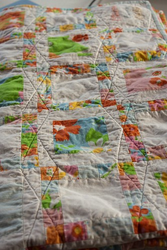 Dream On Quilting close-up