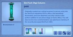 SimTech Digi-Column