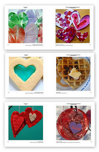 Sneak Peak - The Heart Project Book and Fundraiser for the American Heart Association