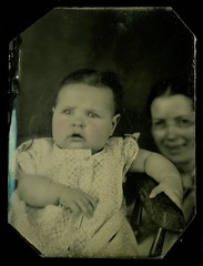 Uncased Tintypes in My Collection