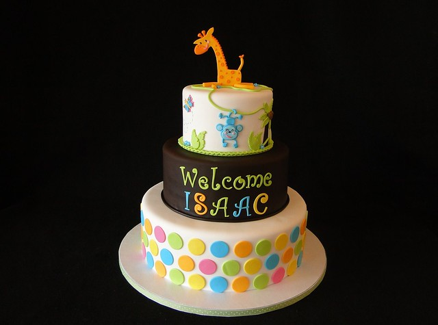 jungle baby shower cake facebook cake