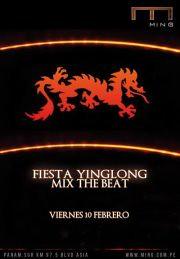 Fiesta Yinglong - Mix The Beat - Asia Ming