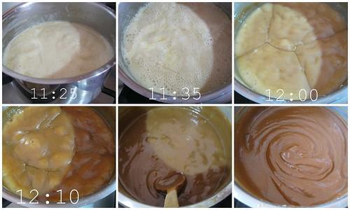 dulce de leche yapım aşamaları 2