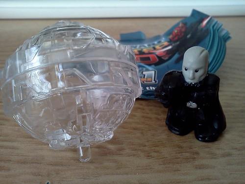 Vader & Death Star?