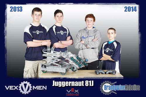 81J Juggernaut