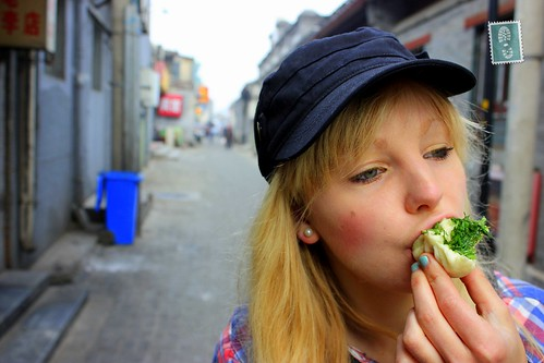 Chinese vegan and vegetarian food
