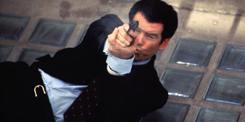 Pierce Brosnan admitted, he was never good enough as James Bond