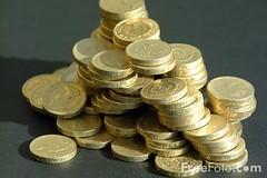 錢(圖片來源:Ian Britton)