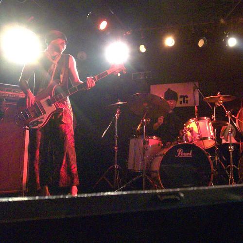 SPUTNIK KOMBINAT live at Adm, Tokyo, 18 Apr 2014. 048