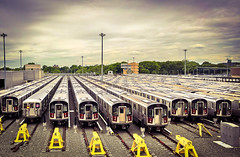 7 trains