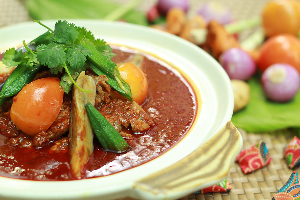 ramadan 2016 intercontinental kl asam pedas daging tetel